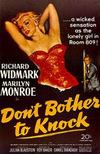Dontbothertoknock